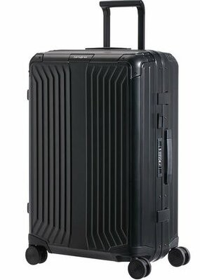 MALETA SAMSONITE LITE-BOX ALU 69CM COLOR NEGRO