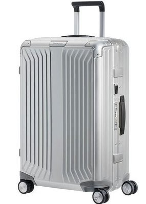 MALETA SAMSONITE LITE-BOX ALU 69CM COLOR ALUMINIO