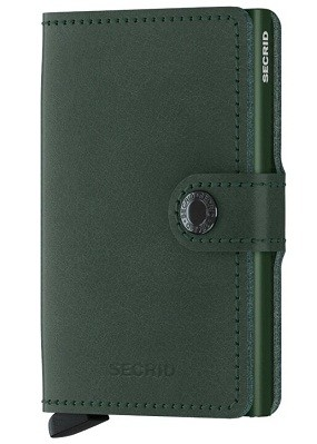 SECRID MINIWALLET GREEN
